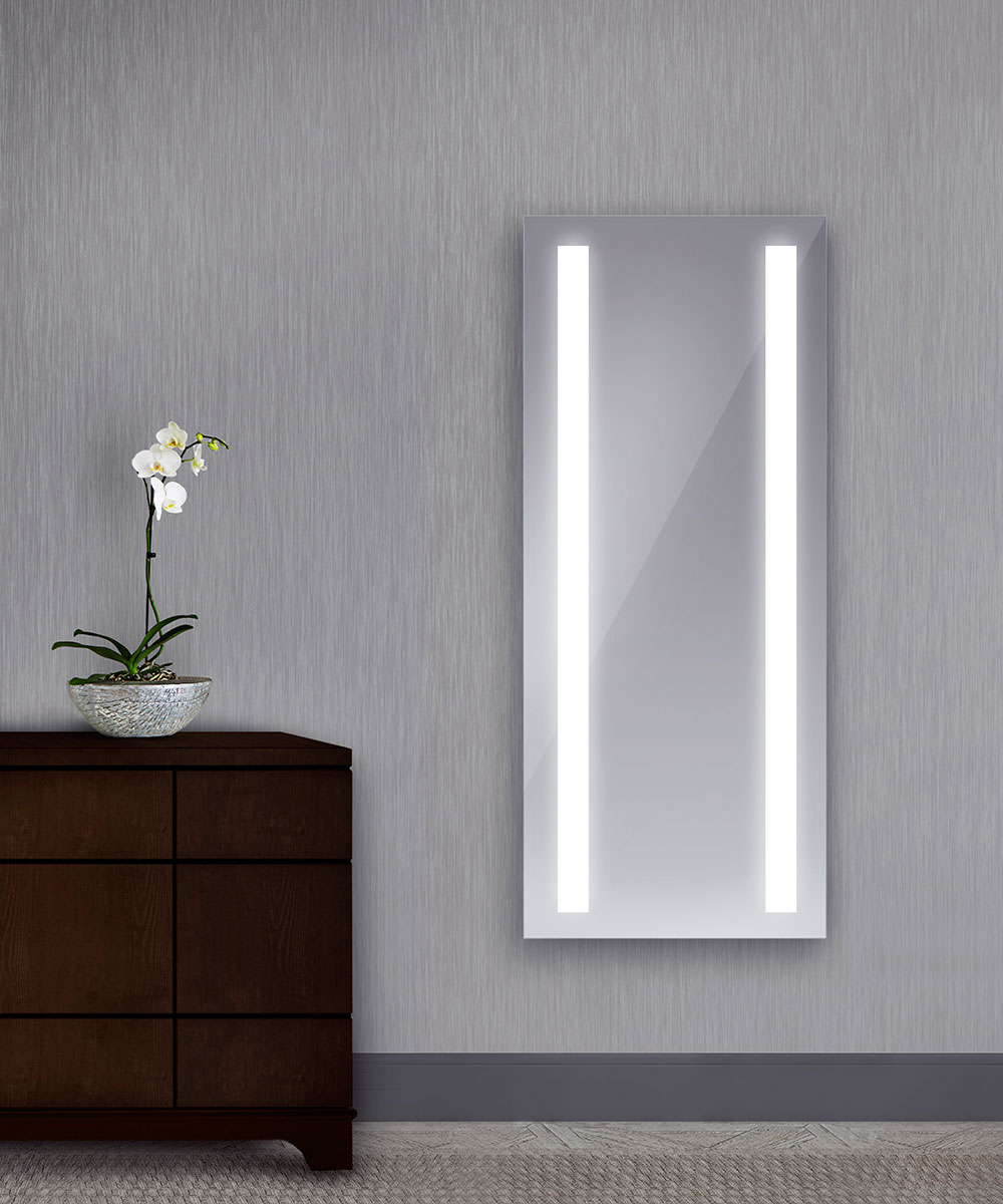 Fusion Wardrobe Lighted Mirror By Electric Mirror Fus 2660