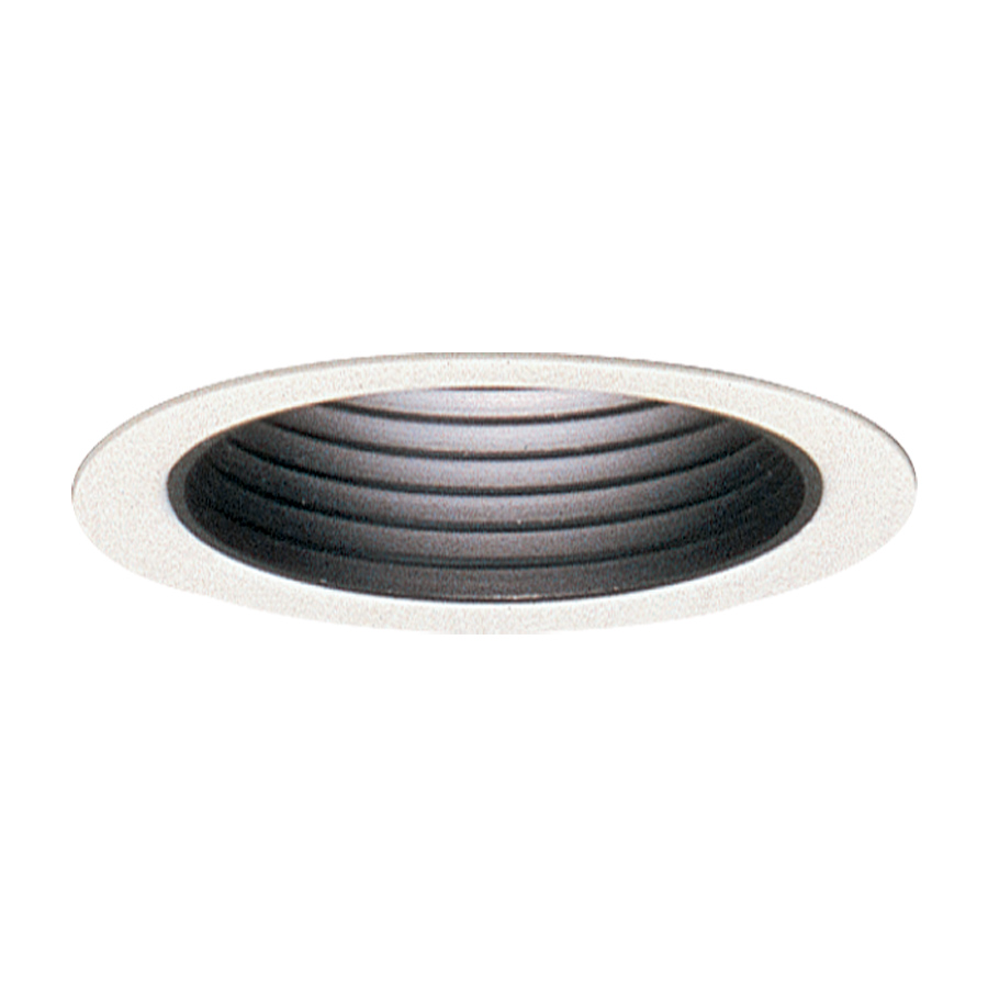 Lytecaster  Inch Step Baffle Trim By Lightolier By Signify