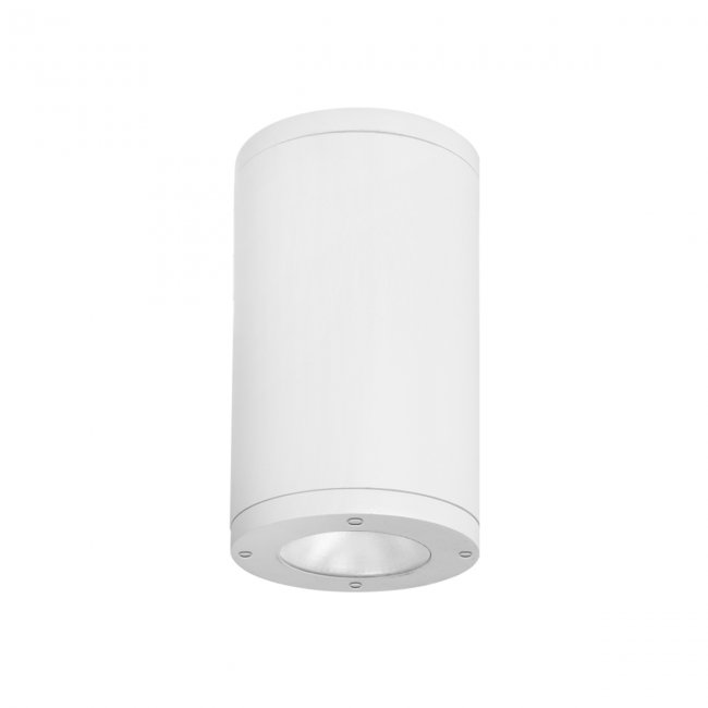 Flood Beam Outdoor Architectural Ceiling Light By Wac Lighting Ds Cd06 F30 Wt