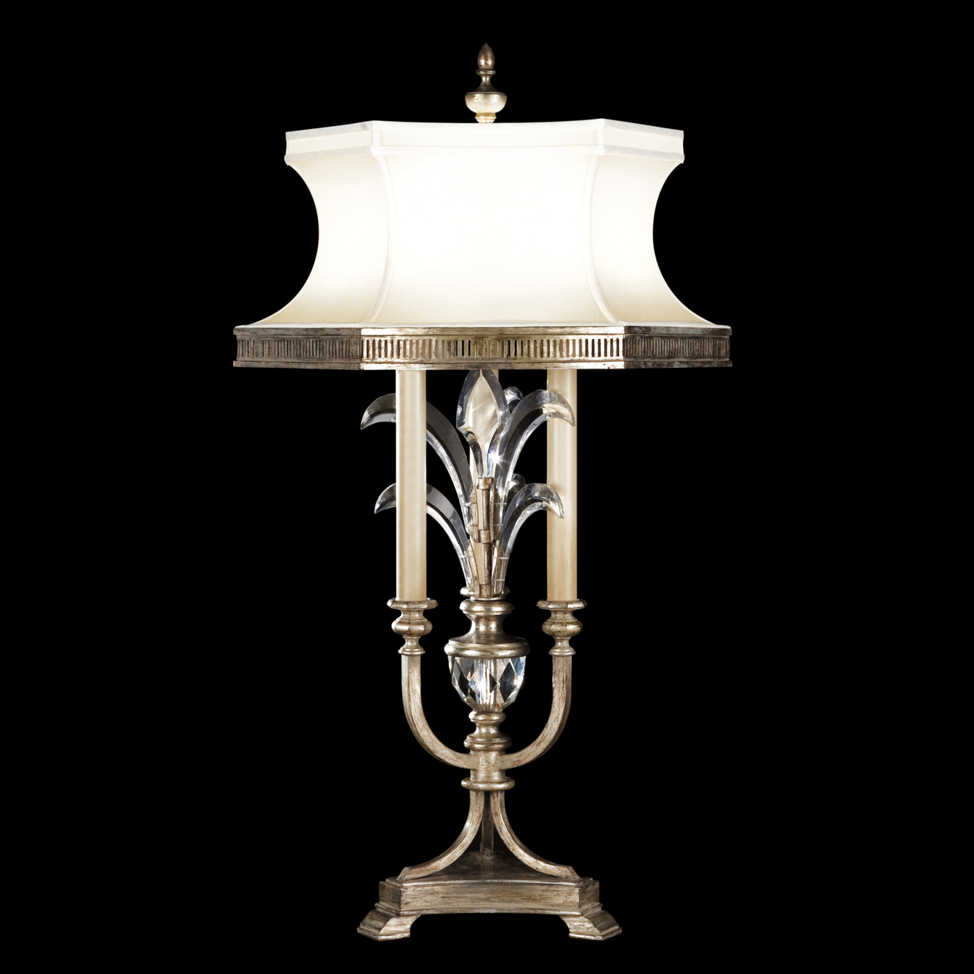 Beveled arcs 694 table lamp by fine art lamps 738210 aloadofball Images