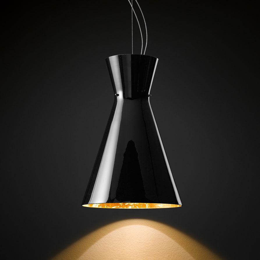 de majo lighting. interesting lighting memory blackgold suspension by de majo  0memoas15 in lighting