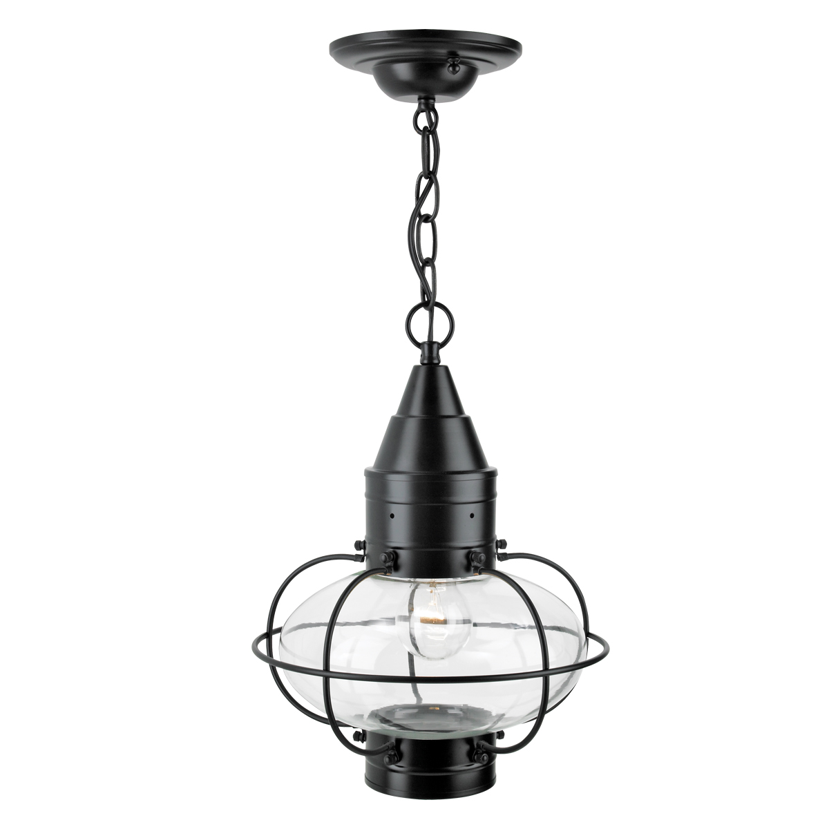 classic pendant lighting. classic onion outdoor pendant by norwell lighting 1508blcl