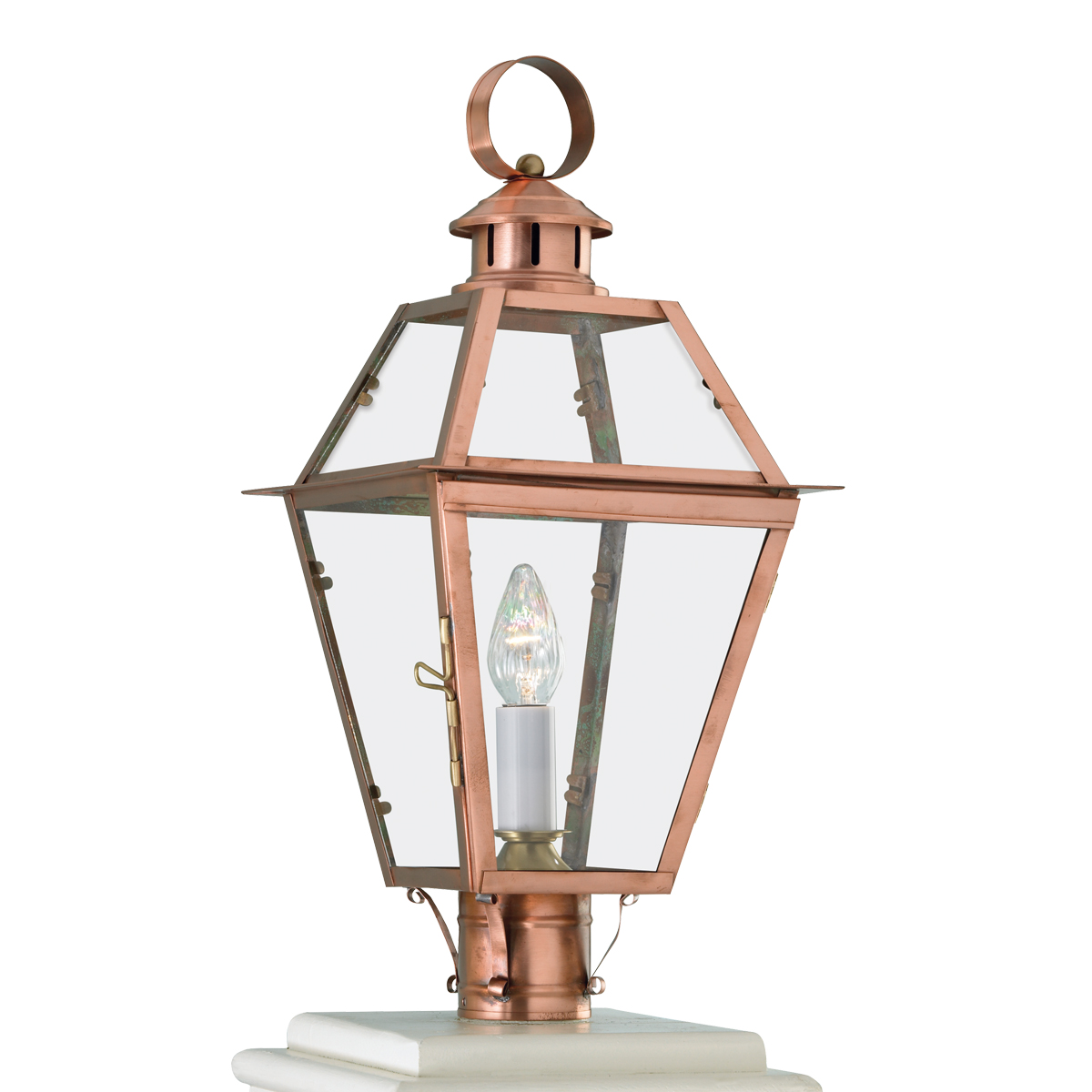 New Orleans Outdoor Post Mount By Norwell Lighting 2250 Co Cl