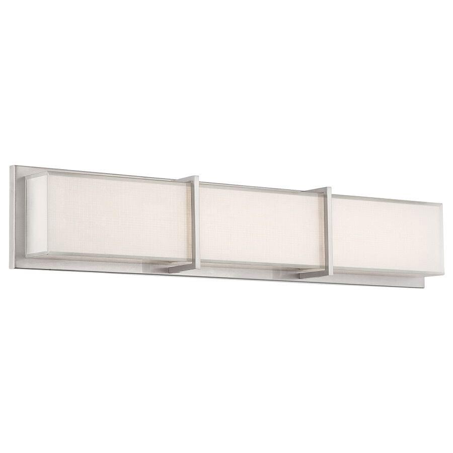 Bathroom Vanity Lights Modern bathroom vanity lightmodern forms | ws-6826-bn