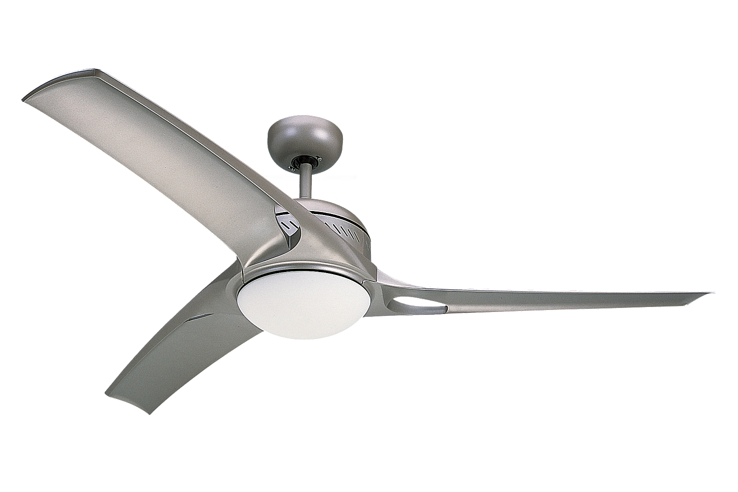 Mach One Ceiling Fan With Light By Monte Carlo