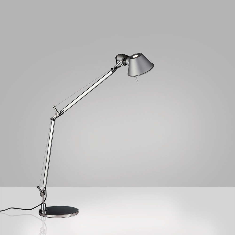 Tolomeo Midi LED Desk Lamp By Artemide | TOL0080