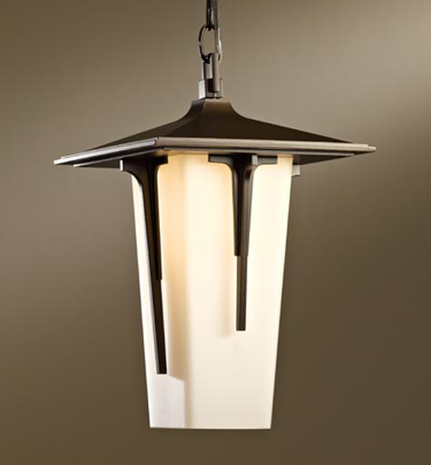 Modern Prairie Outdoor Pendant By Hubbardton Forge 365710 07 G385