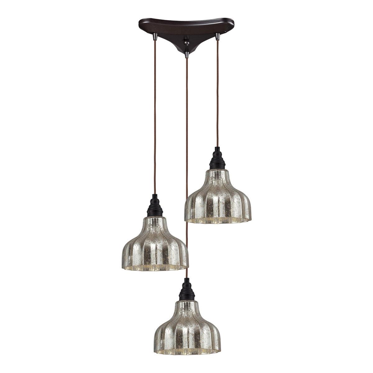 Elk Lighting Amazon: Danica 46008 Multi Pendant By Elk Lighting