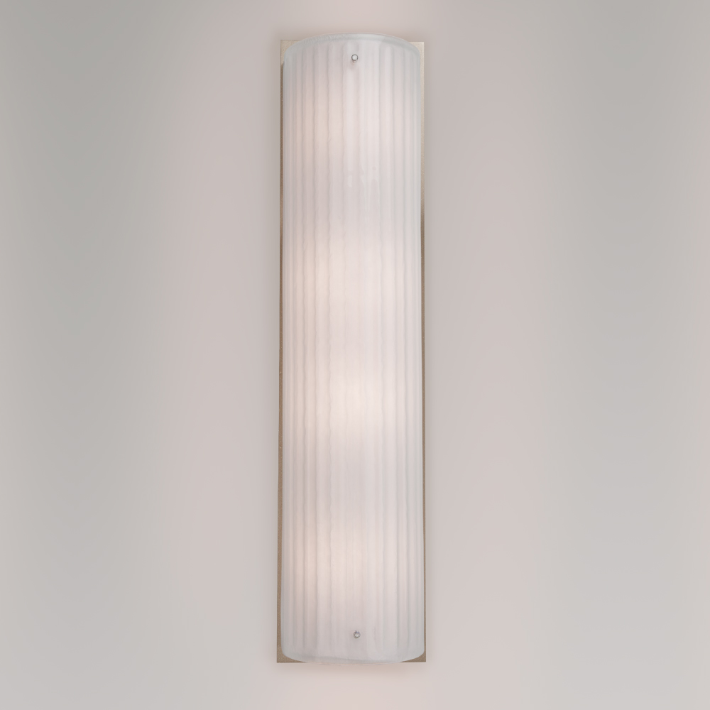 Textured Glass Four Light Bath Bar By Hammerton Csb0015