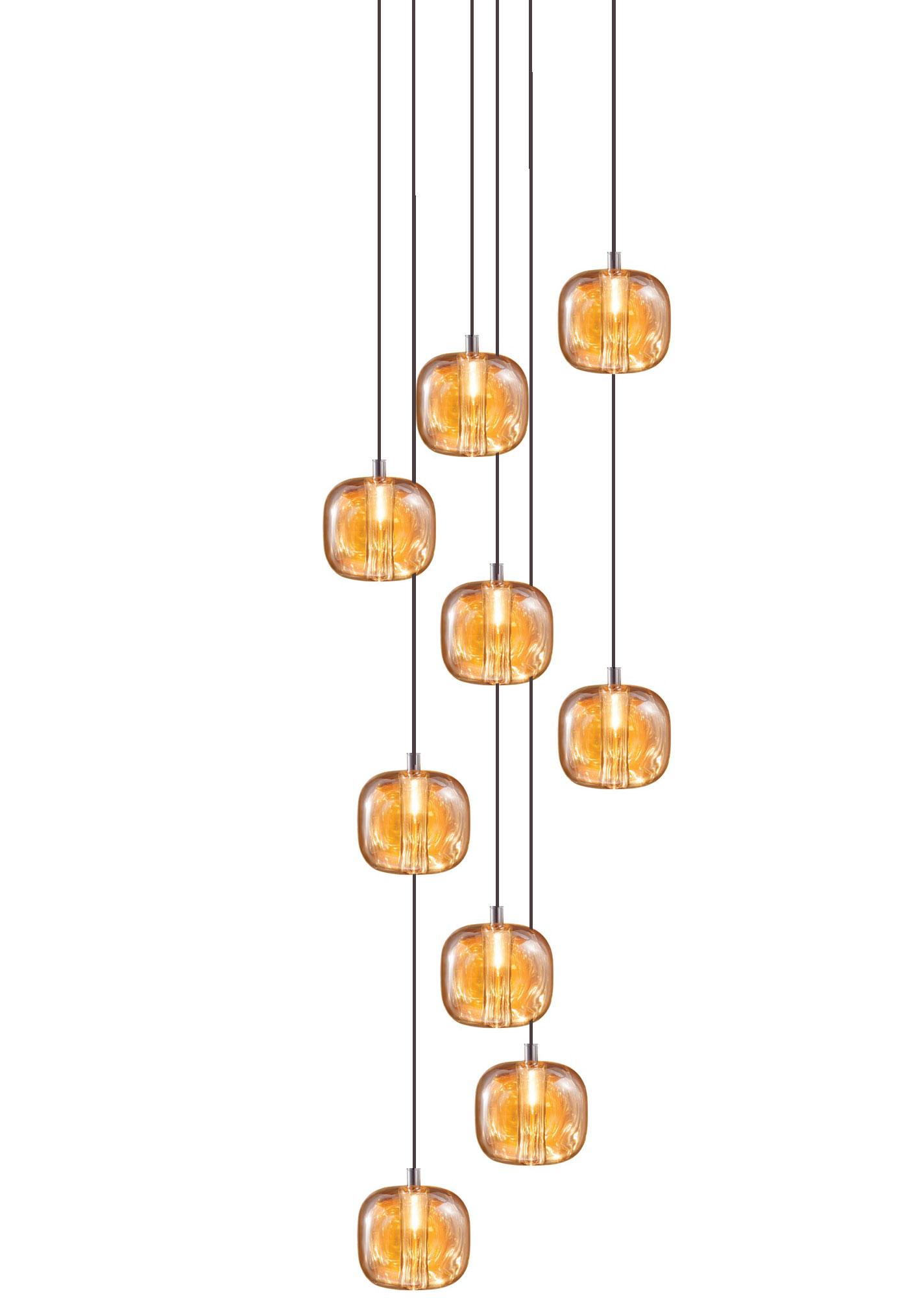 viso lighting. Cubie 9 Light Suspension By Viso Viso Lighting B