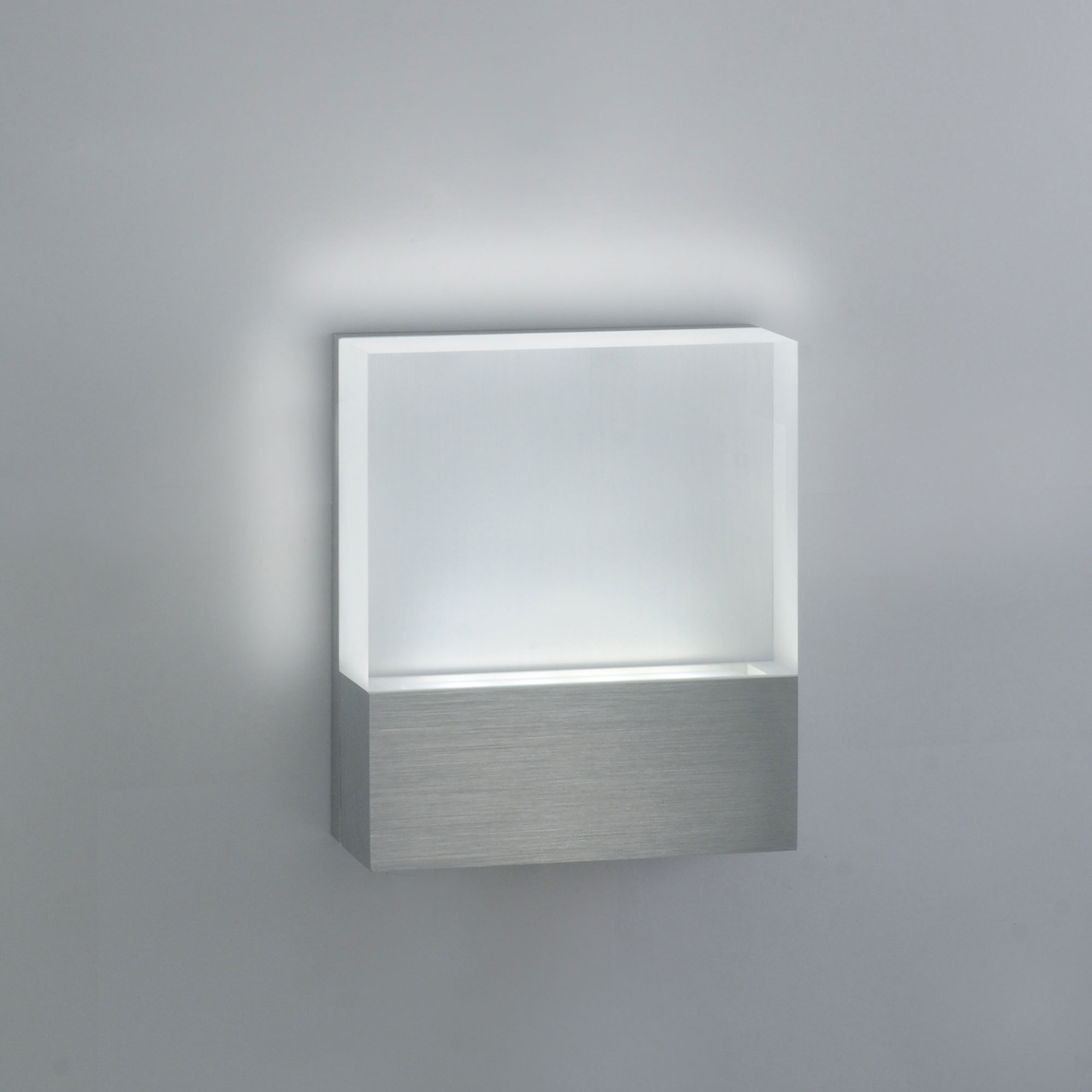 Wall Sconces Led Lighting : TV LED ELV Dimmable Wall Sconce by Edge Lighting TV-W-L1-ELV-SA