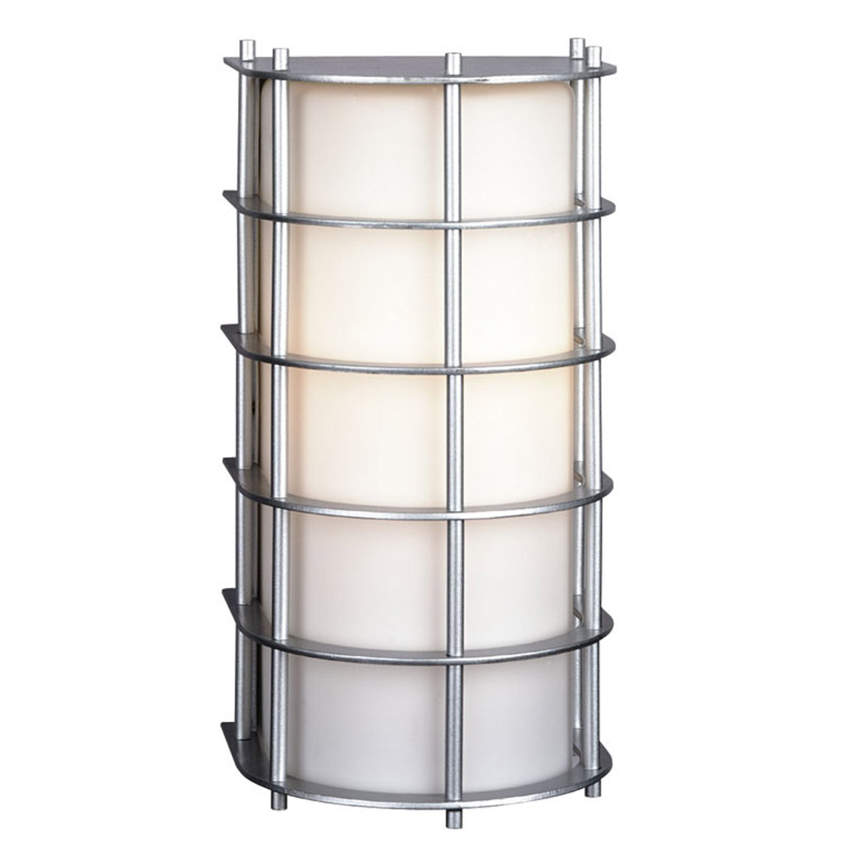 Hills Outdoor Wall Sconce by Forecast | F849141NV