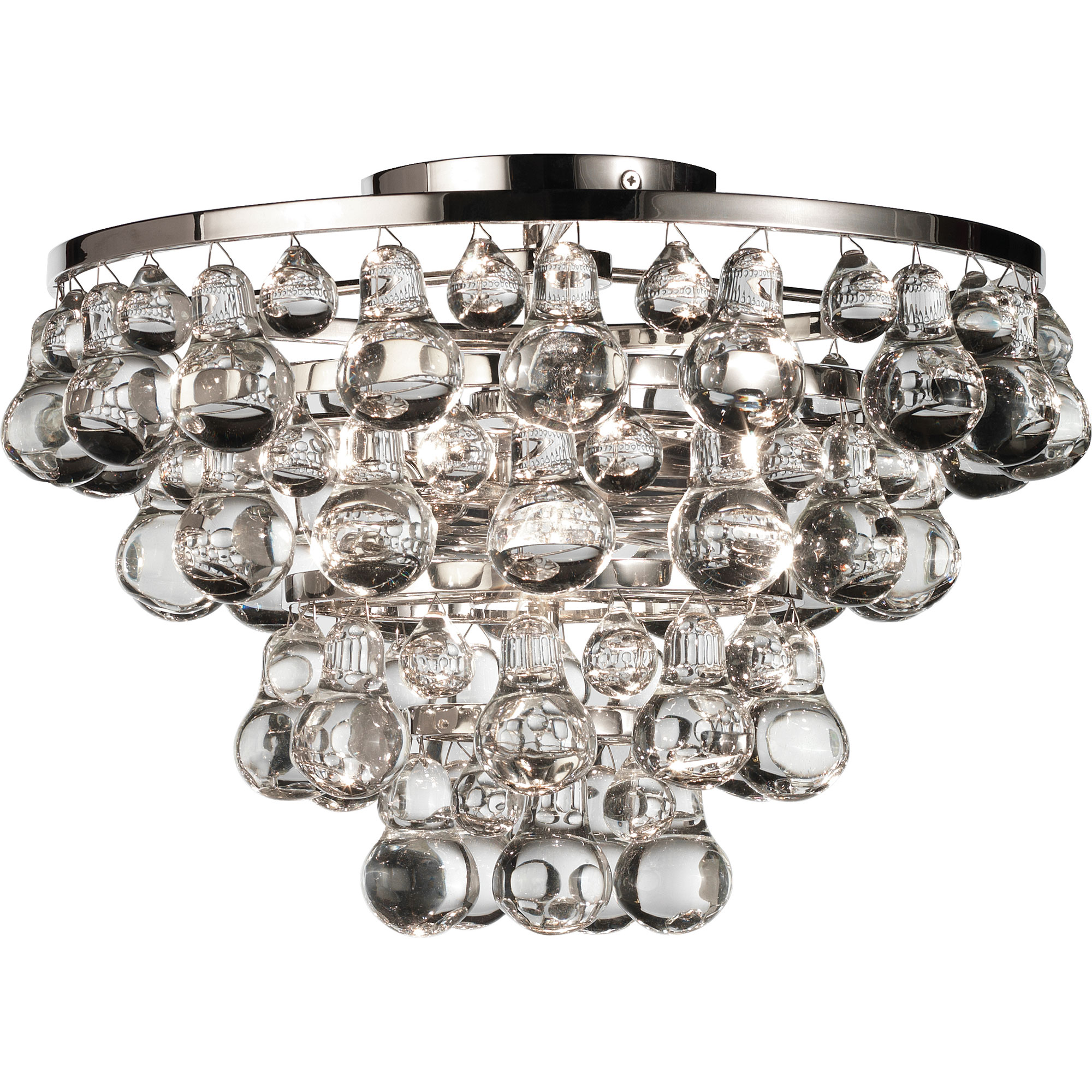 Ceiling Light Fixture by Robert Abbey