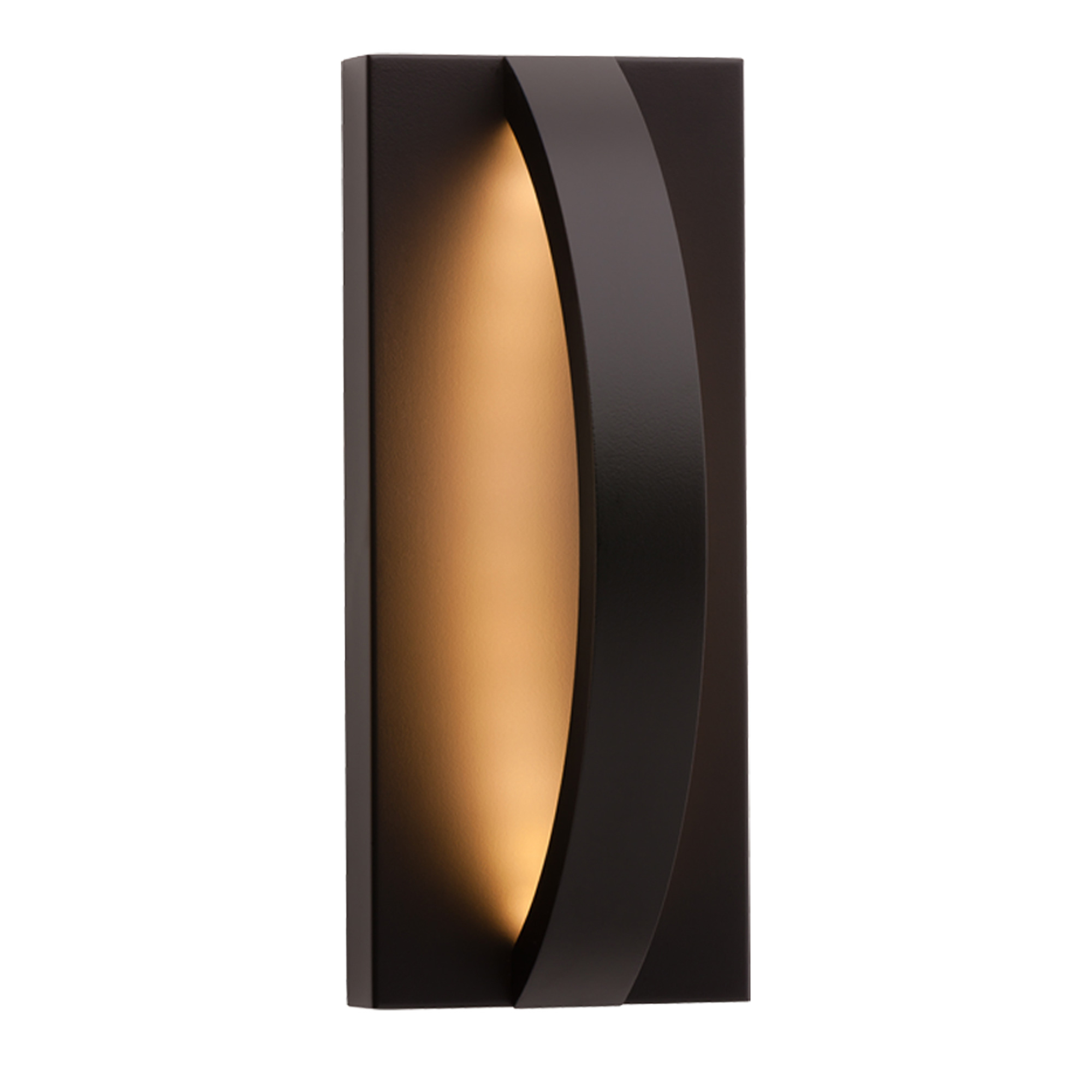 Outdoor Wall Sconce by LBL Lighting | OD818BLLEDW