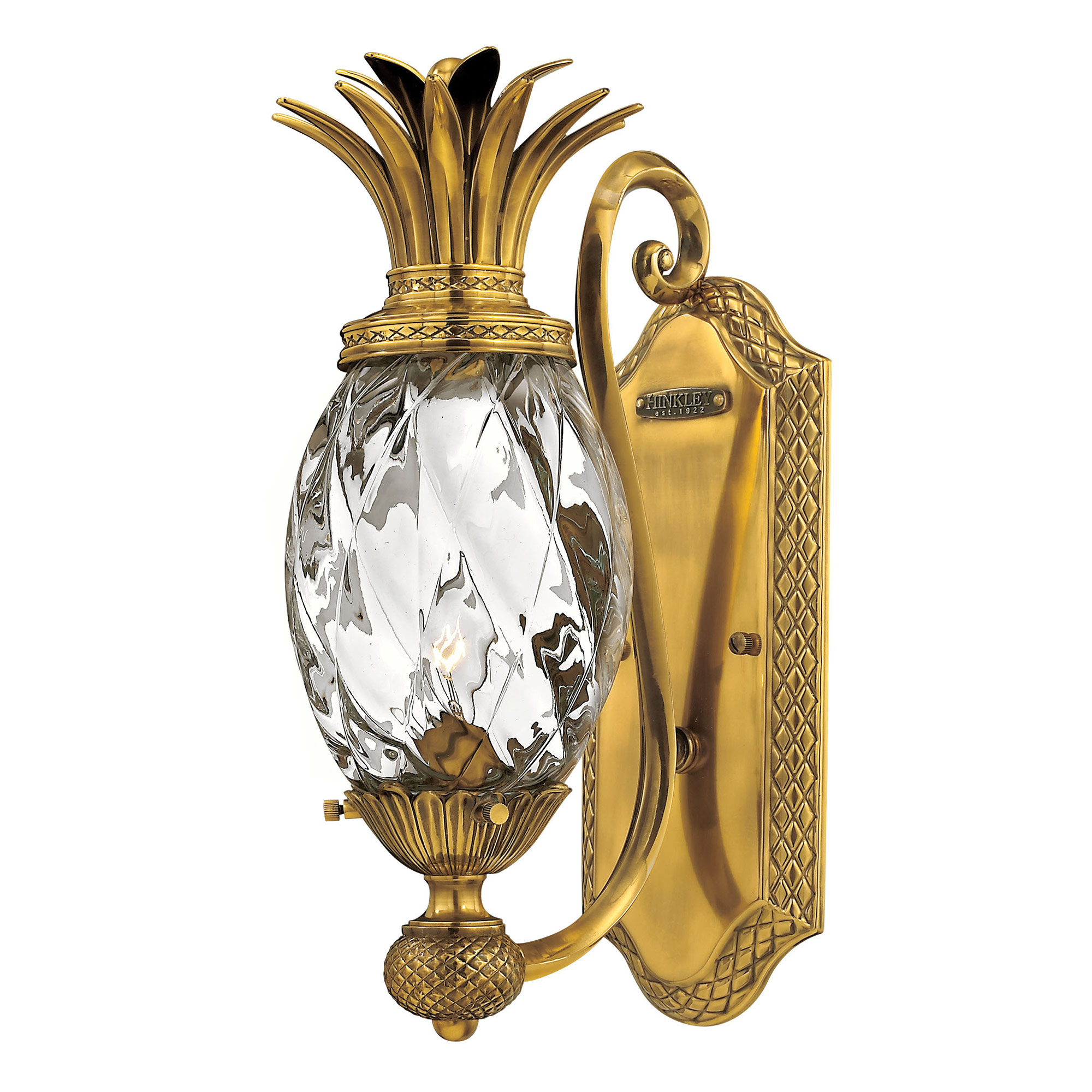 Superior Plantation 4140 Wall Sconce By Hinkley Lighting | 4140BB Amazing Ideas