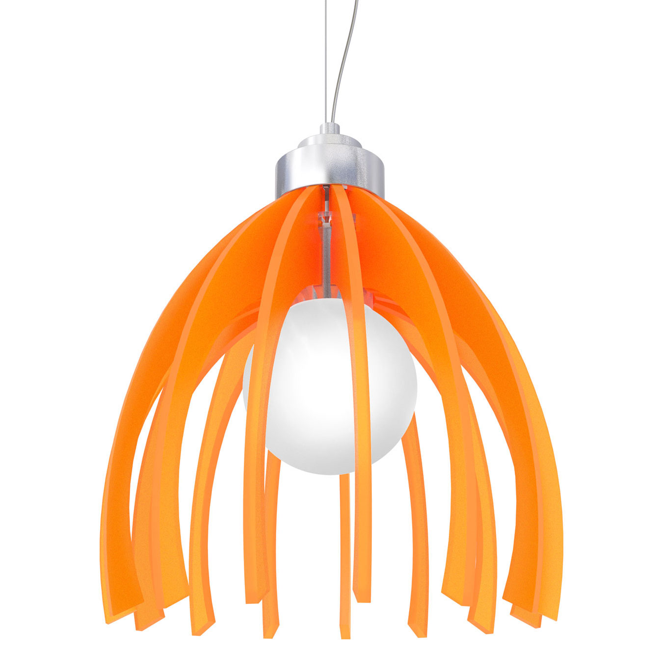 Noi led pendant by yellow goat design lt noi for Yellow goat chandelier