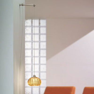 Diamante AP Wall Sconce Kit by Vistosi APDIAMAKCRNIUL