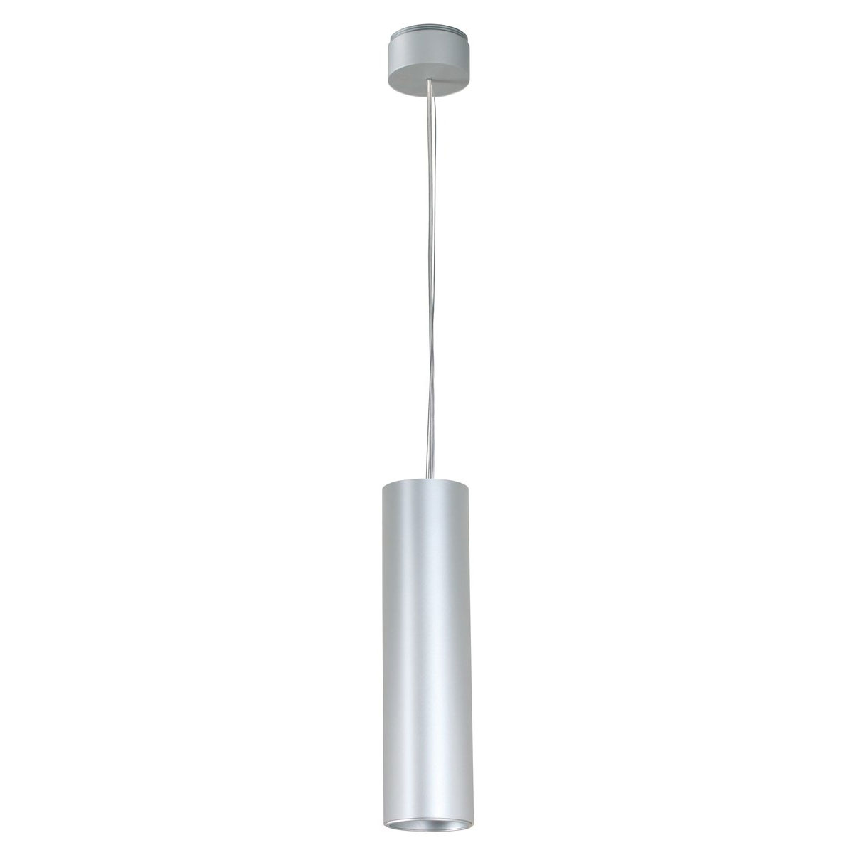 Led Cylinder Pendant By Stone Lighting Pd535siled9m
