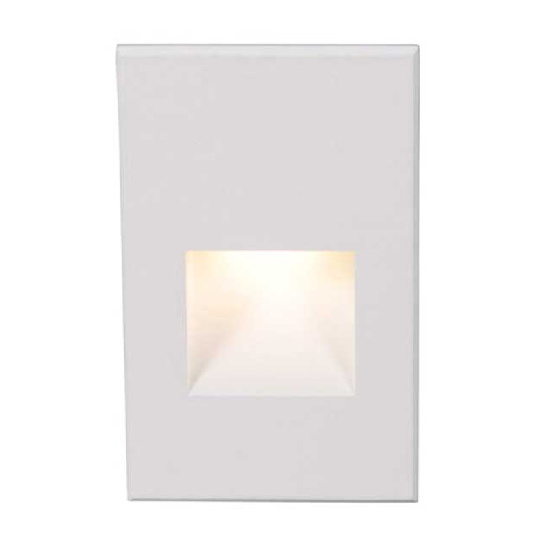 LEDme Round Step Light by WAC Lighting | WL-LED300-C-WT