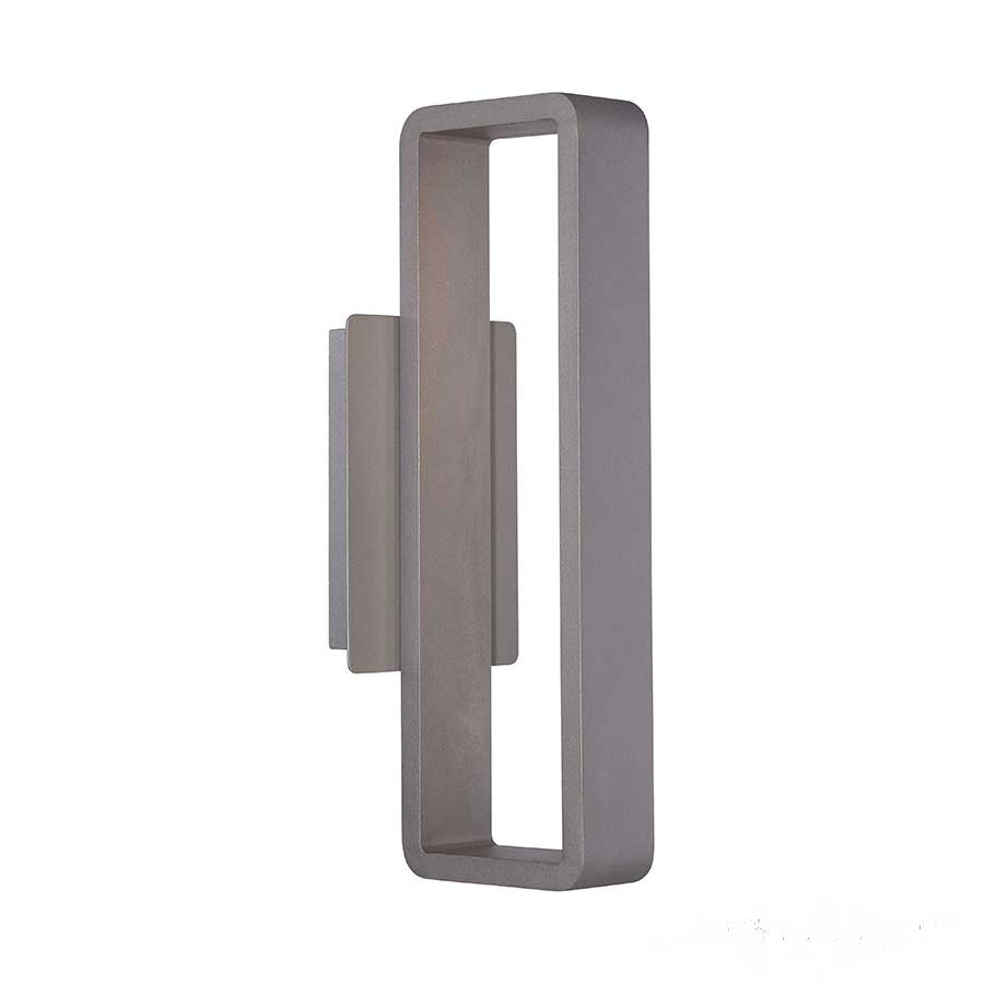 J Led Outdoor Wall Sconce By Dweled Wac Lighting