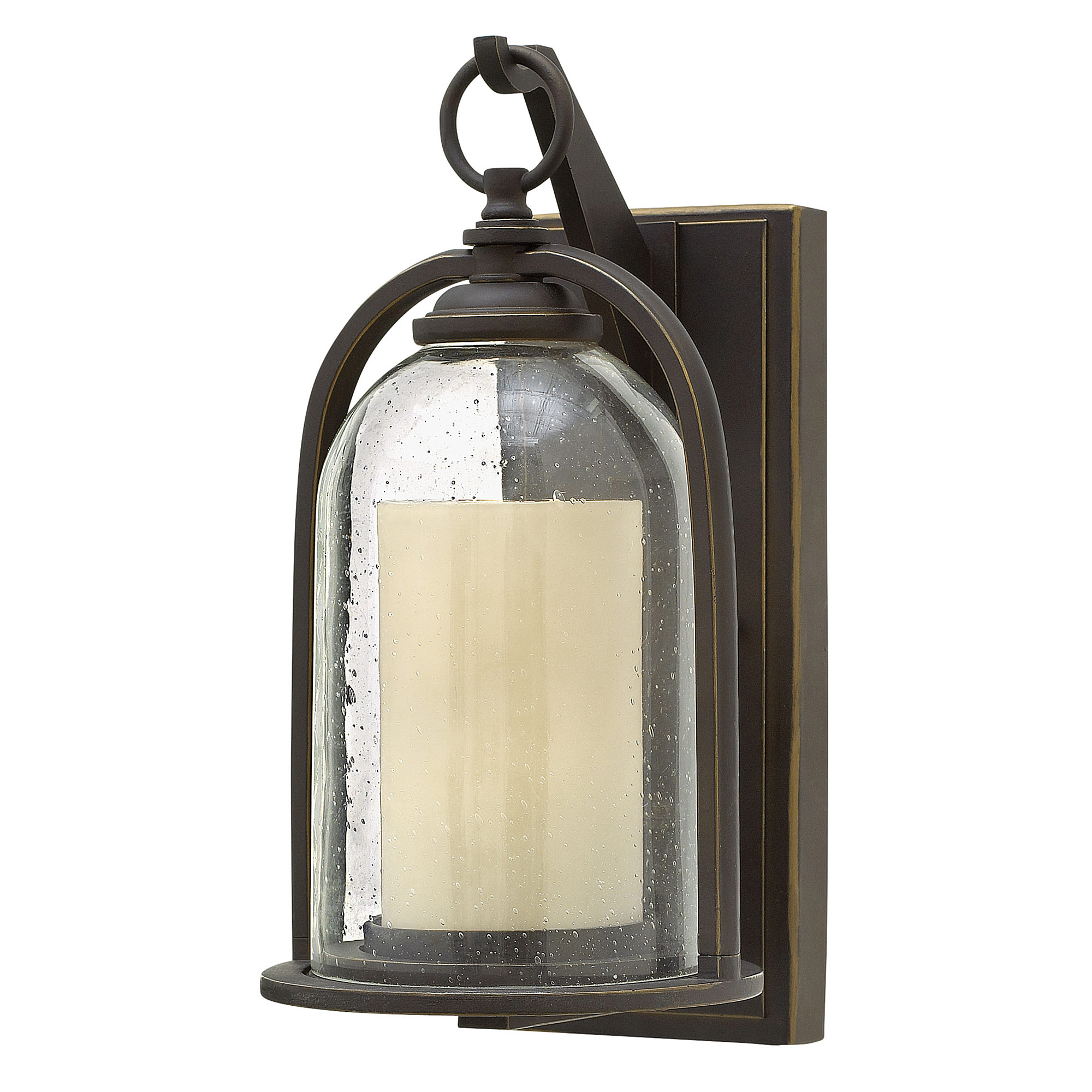 Quincy Outdoor Wall Light by Hinkley