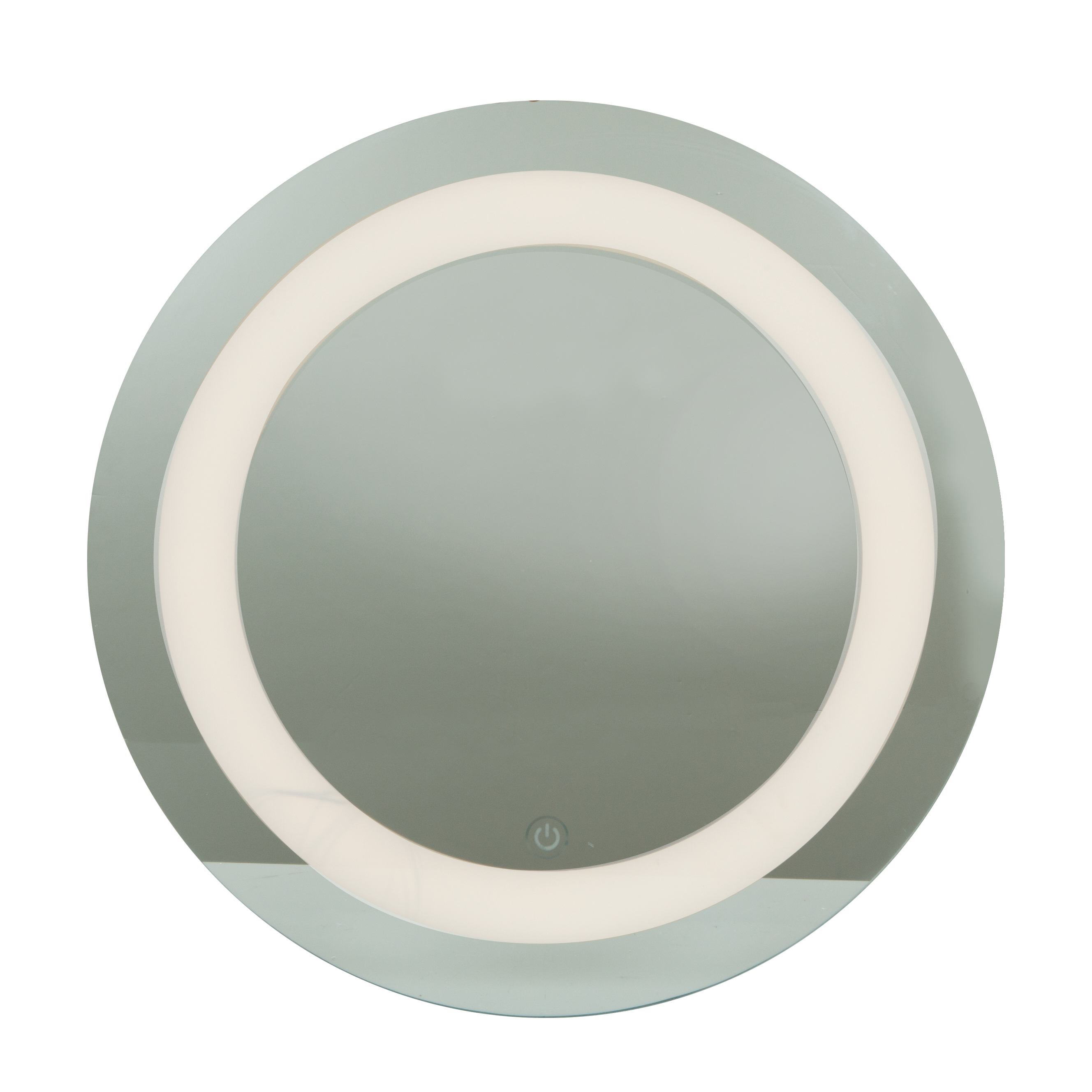 Completely new Spa Round Dimmable LED Mirror by Access | 70085LEDD-MIR CP25