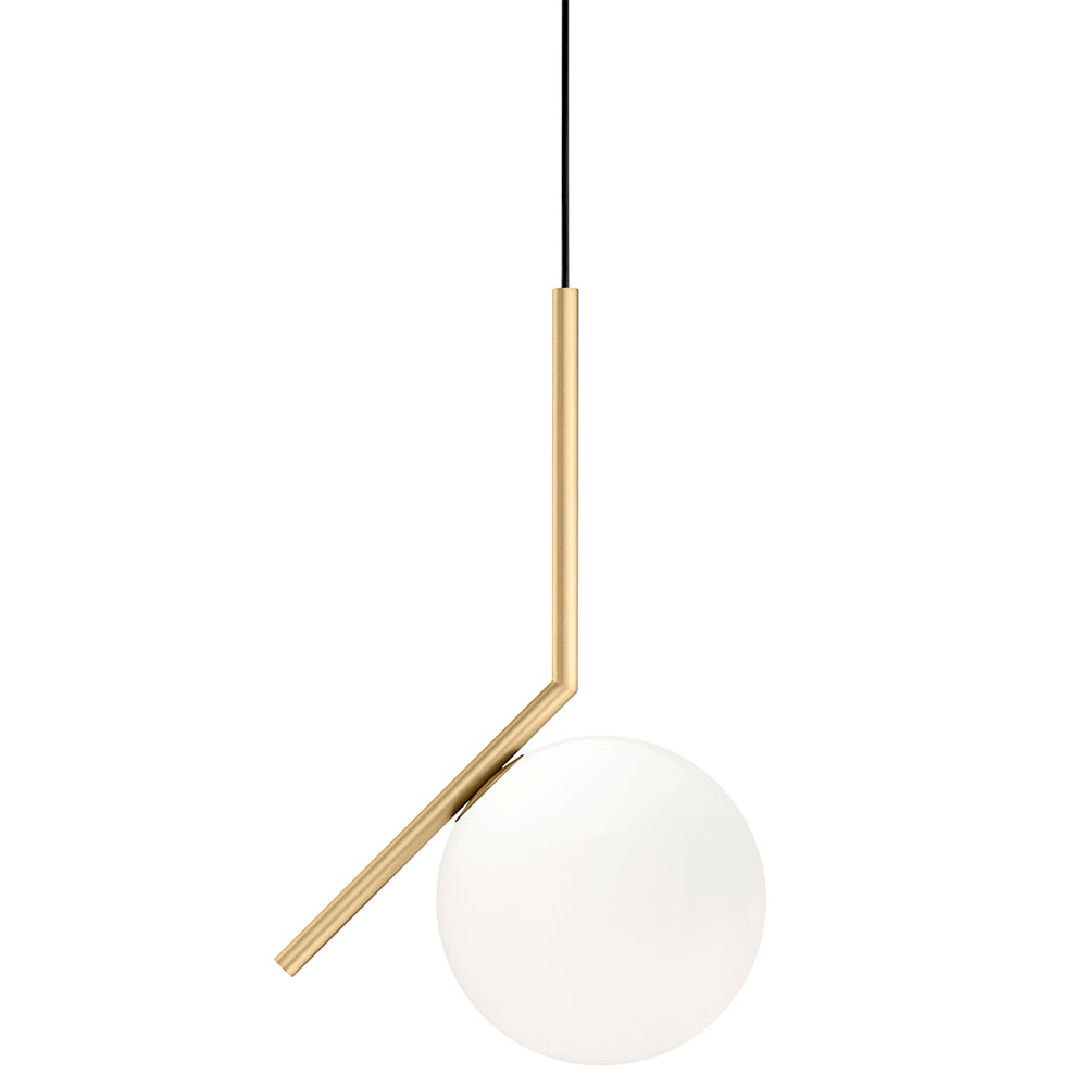 Ic Light Suspension By Flos Lighting Fu317559