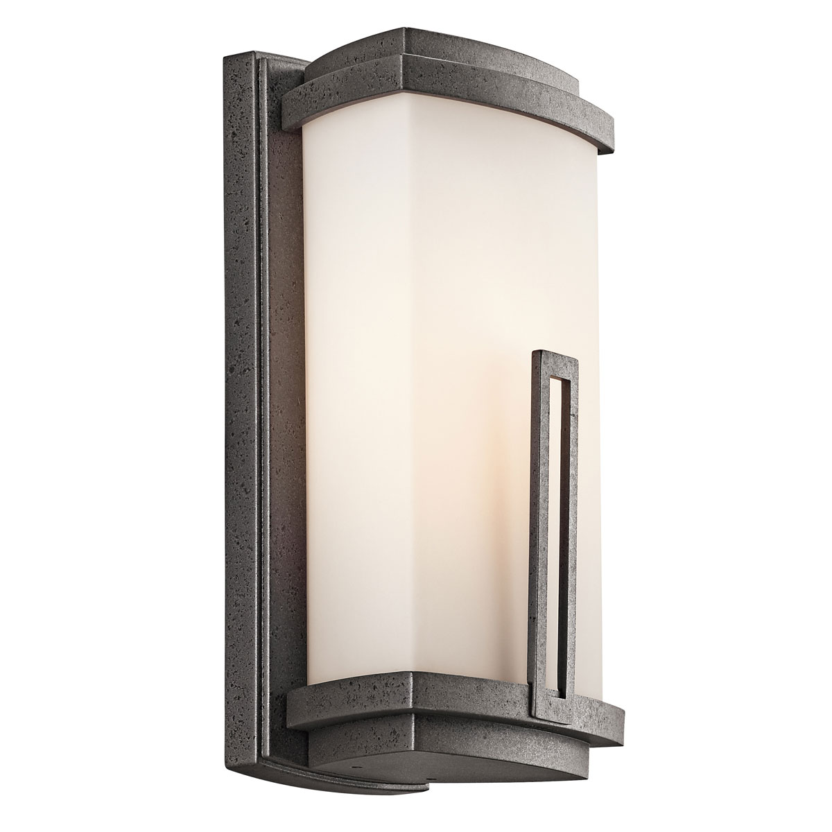 Leeds Outdoor Wall Sconce By Kichler