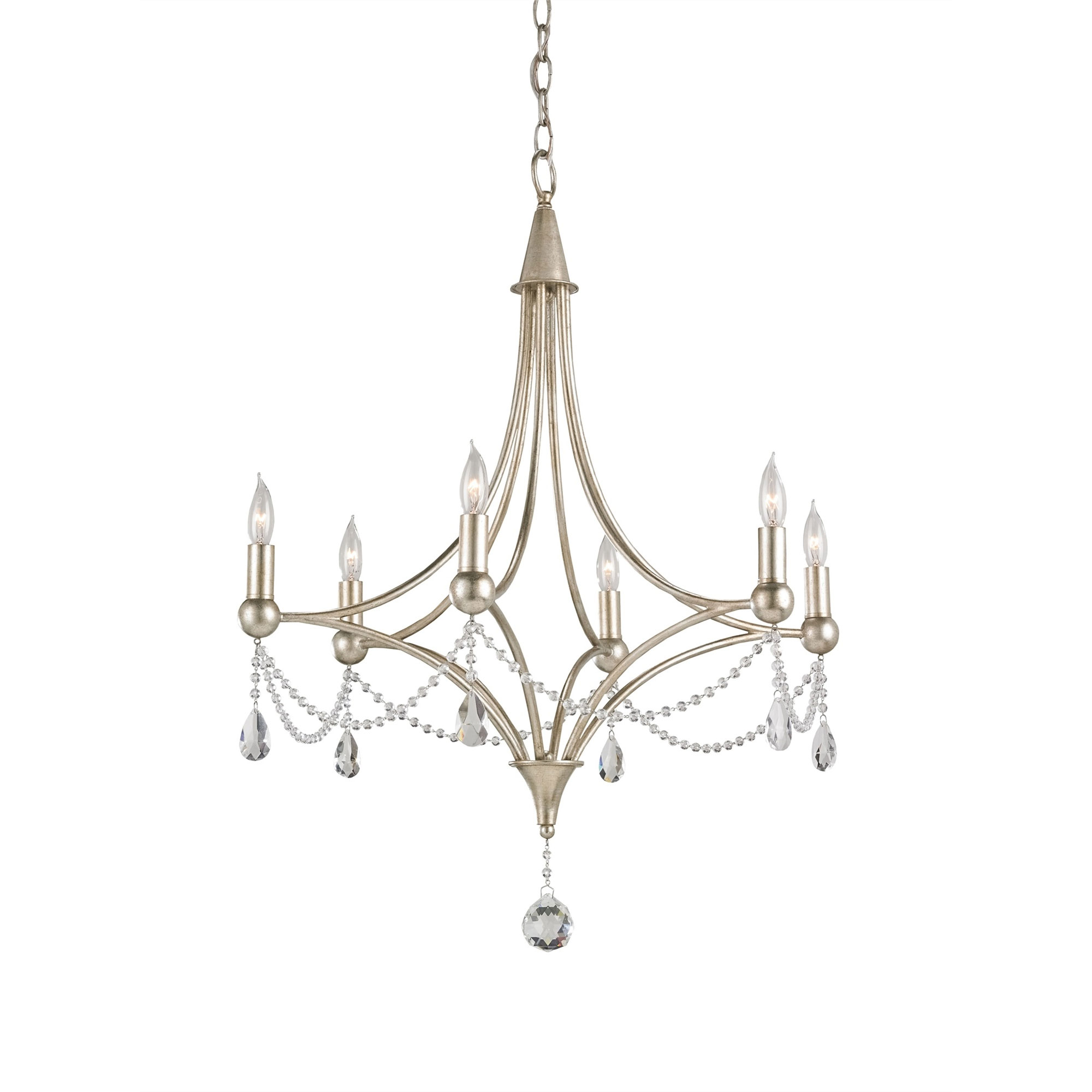 Currey And Company Orb Chandelier: Etiquette Chandelier By Currey And Company