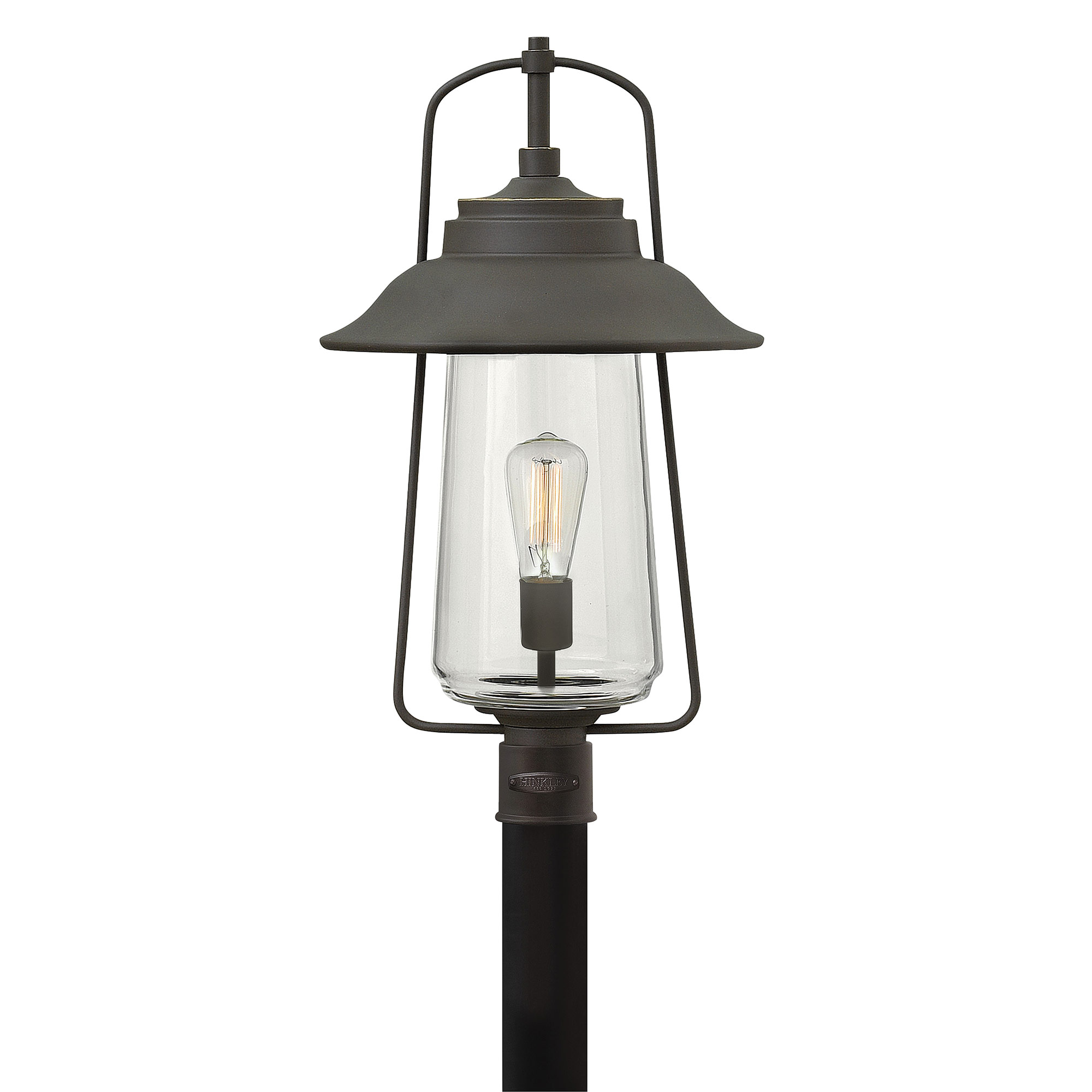 Belden place outdoor post mount by hinkley lighting 2861oz belden place outdoor post mount by hinkley lighting aloadofball Choice Image