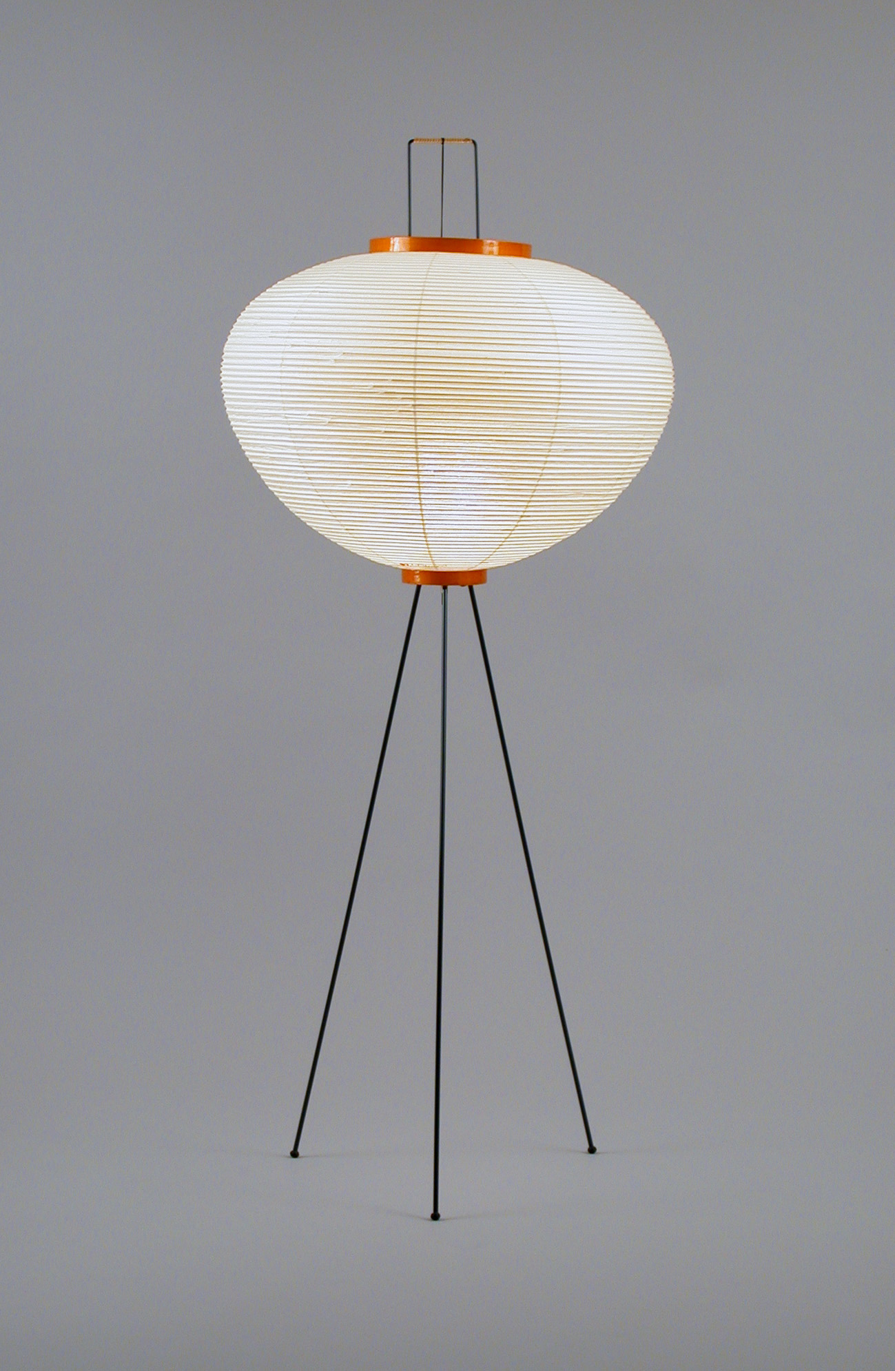 Globe Floor Lamp by Akari | 10a