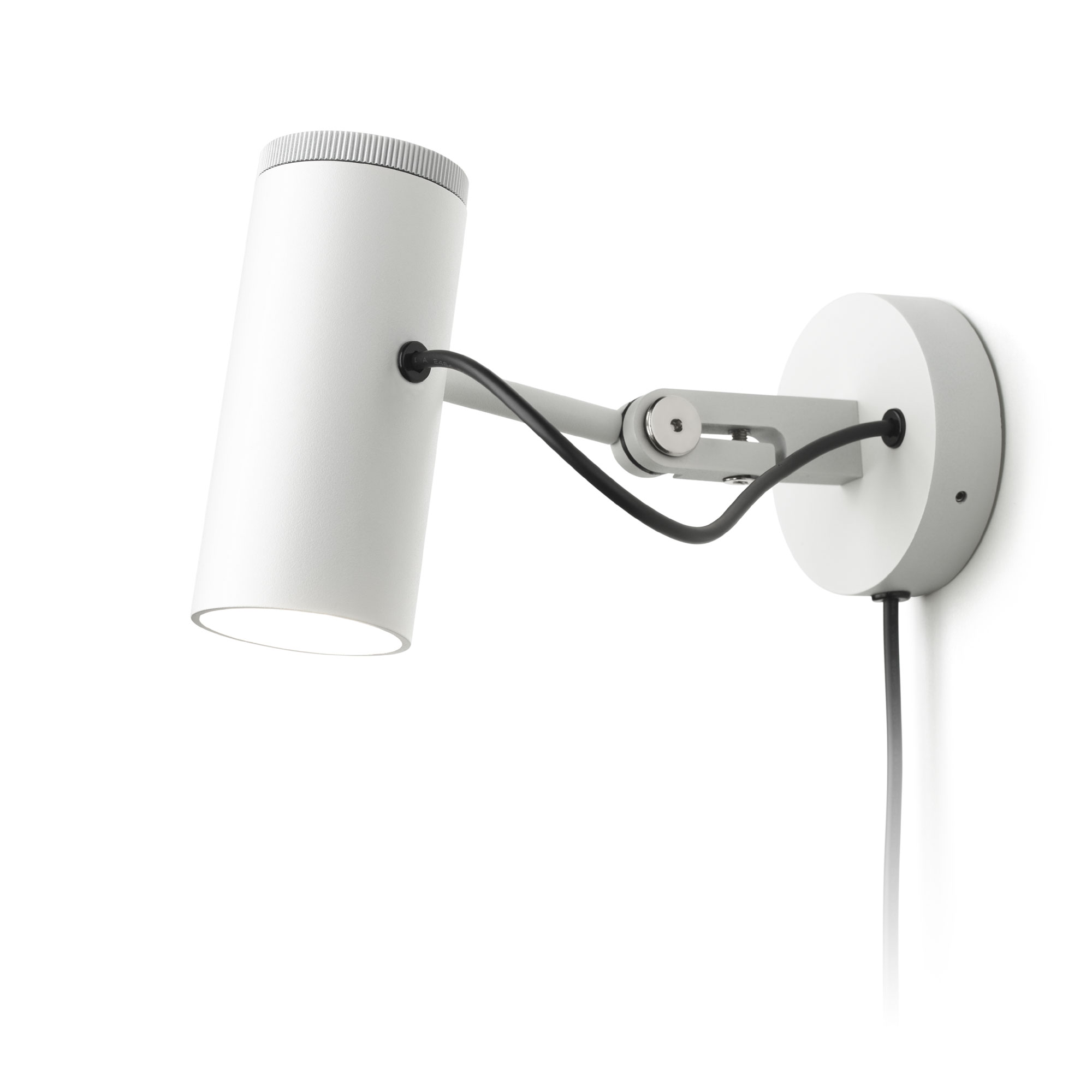 polo a plugin wall sconce by marset a642024