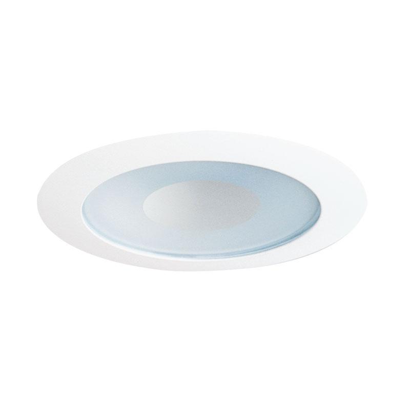 12 Series 4 Inch Lensed Shower Trim