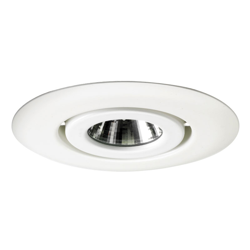 440 series 4 inch flush gimbal ring trim by juno lighting 440wh aloadofball Image collections