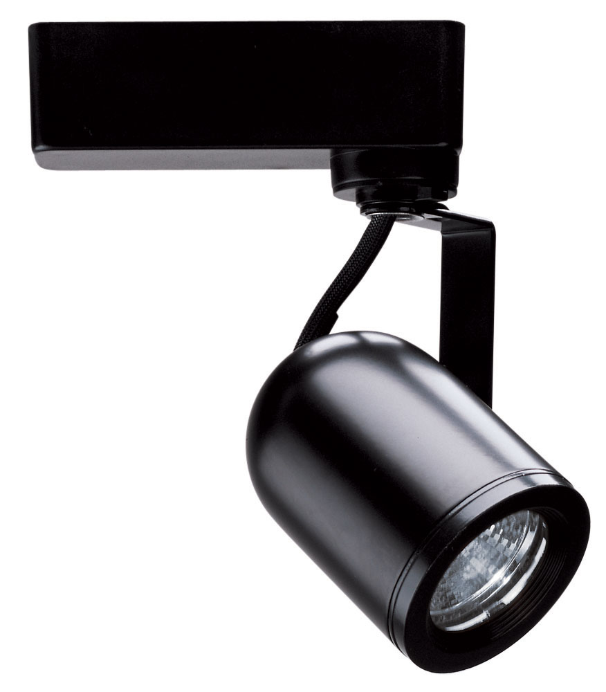 r702 mr16 round back track fixture 12v by juno lighting r702bl