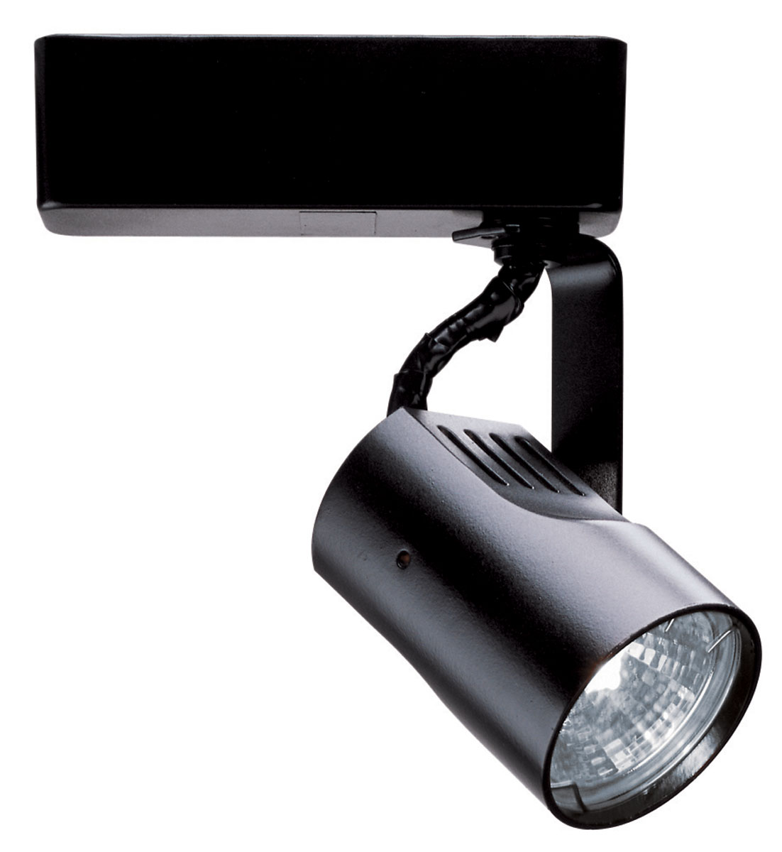 Low Voltage Indoor Lighting Systems: R740 MR16 Pinchback Track Fixture 12V By Juno Lighting