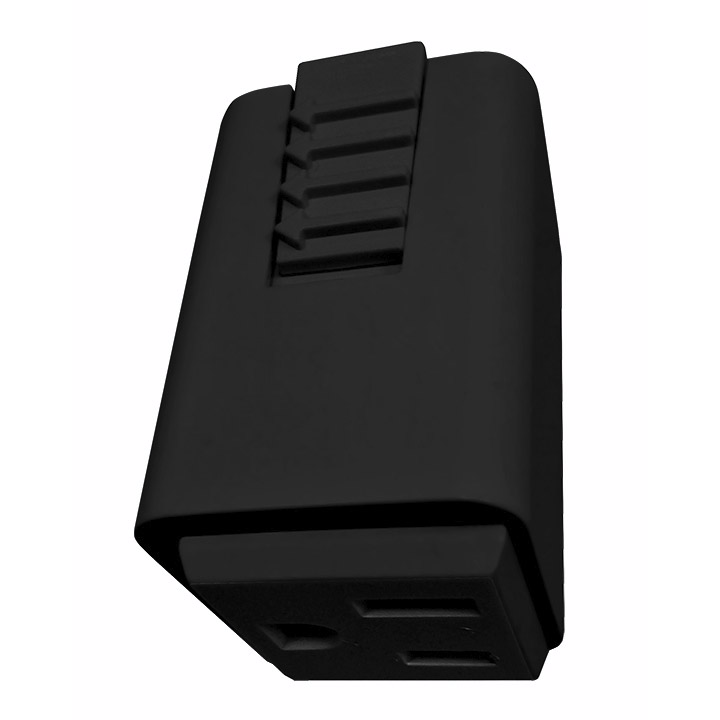 T33 Outlet Adapter By Juno Lighting T33bl