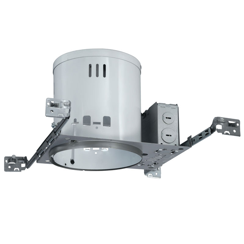 tc2 6 inch new construction non ic housing by juno lighting tc2