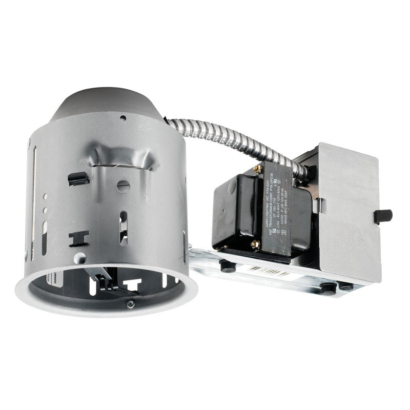 tc44r 4 inch mr16 remodel non ic housing by juno lighting tc44r