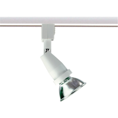 tl301 mr16 universal track fixture 12v by juno lighting tl301wh
