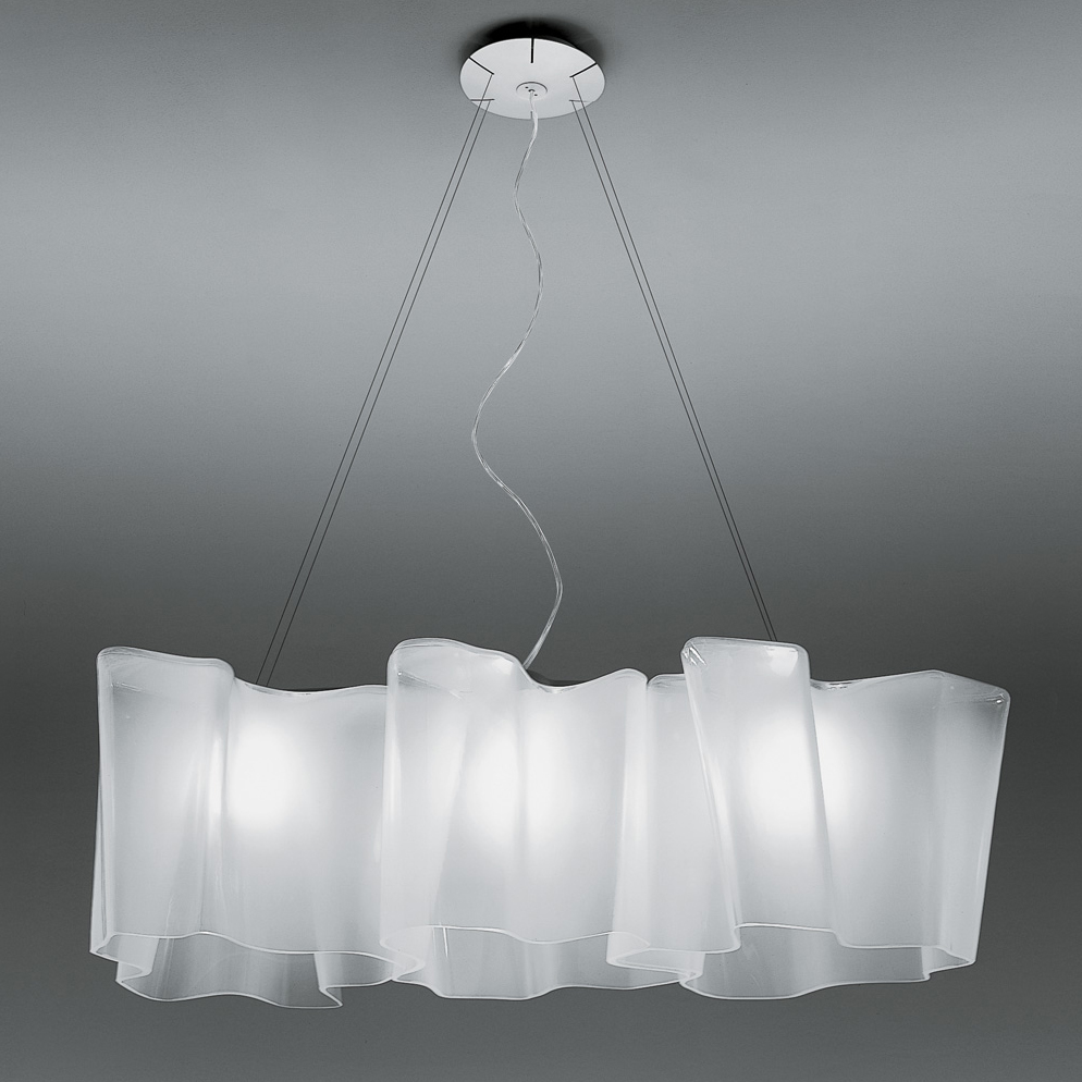 Logico Triple Linear Suspension By Artemide 0455028a
