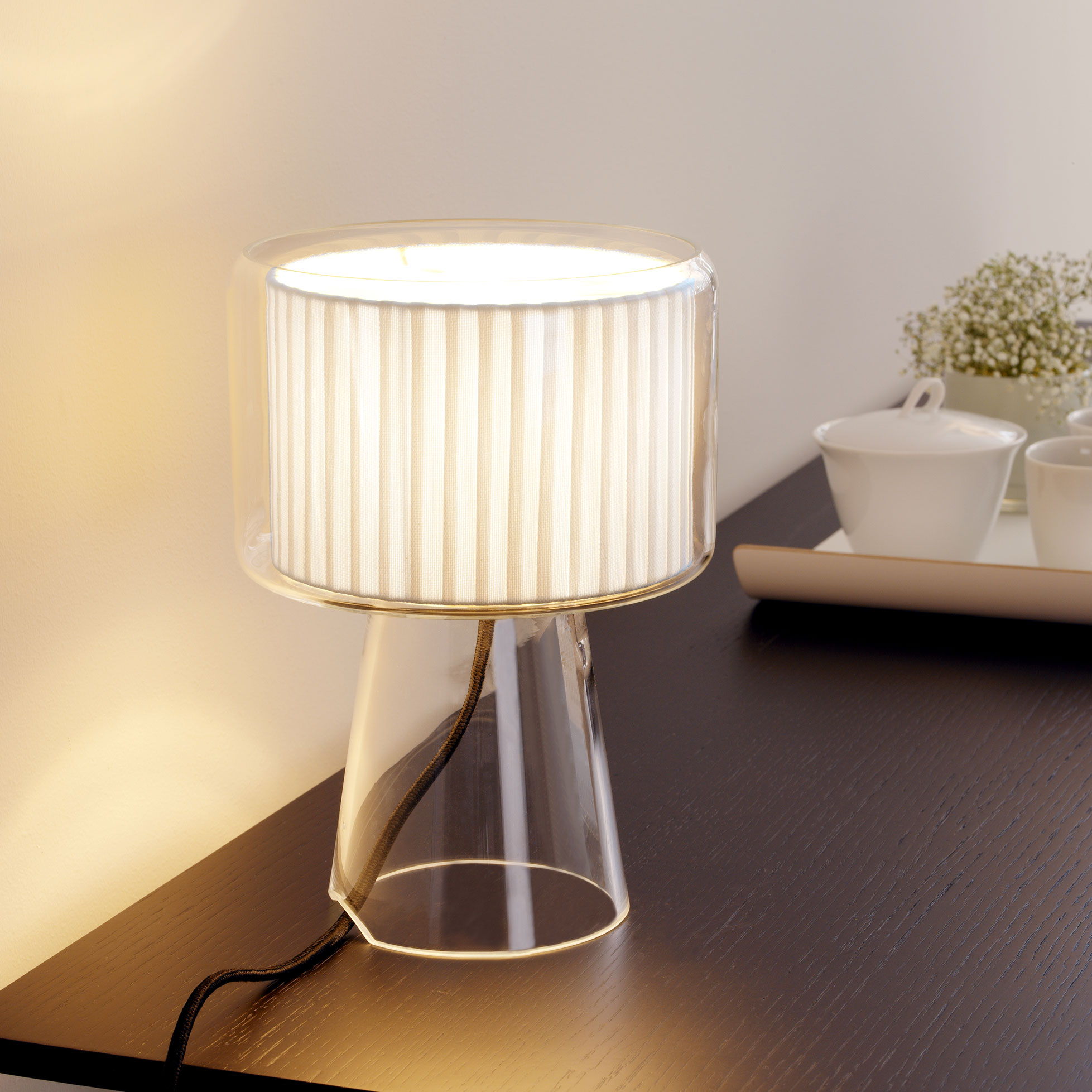 Mercer mini table lamp by marset a89 013 aloadofball Gallery