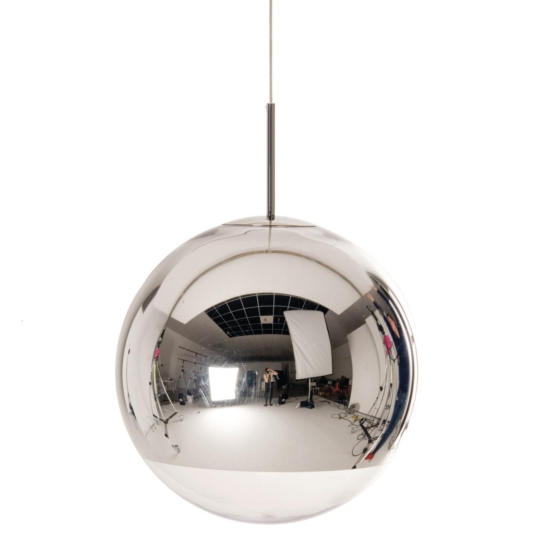 Mirror ball pendant by tom dixon mbb50aul aloadofball Images