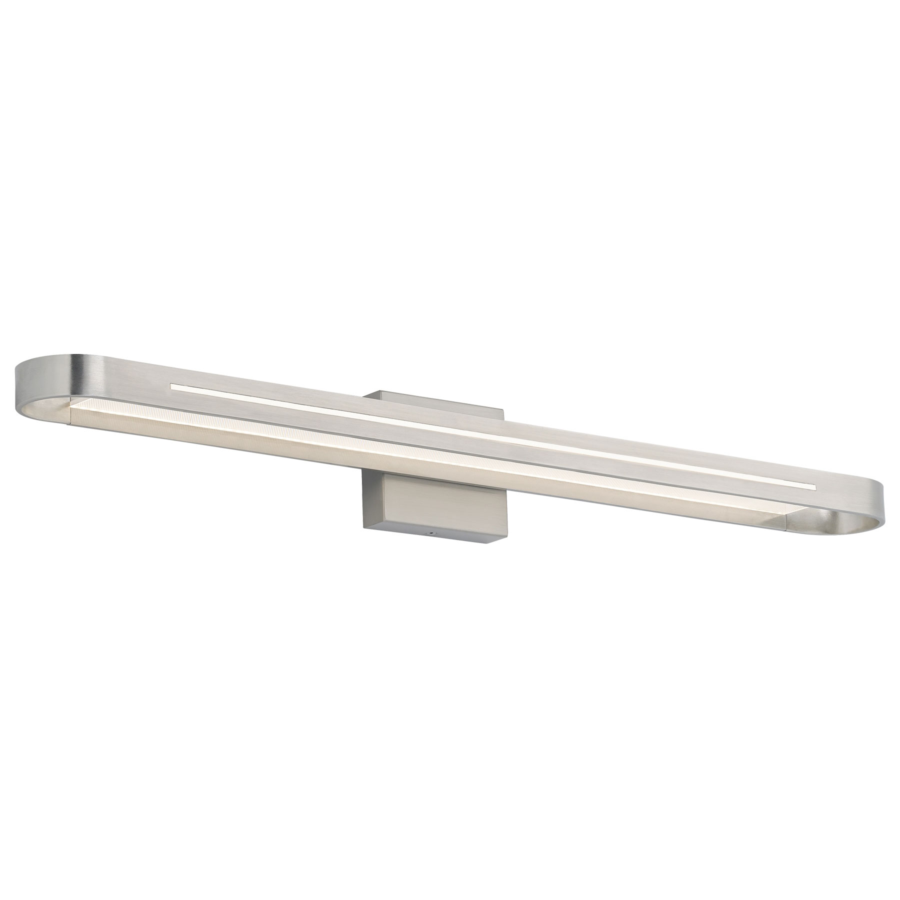 Beau Vertura Bath Bar By LBL Lighting | BA868SCLED830