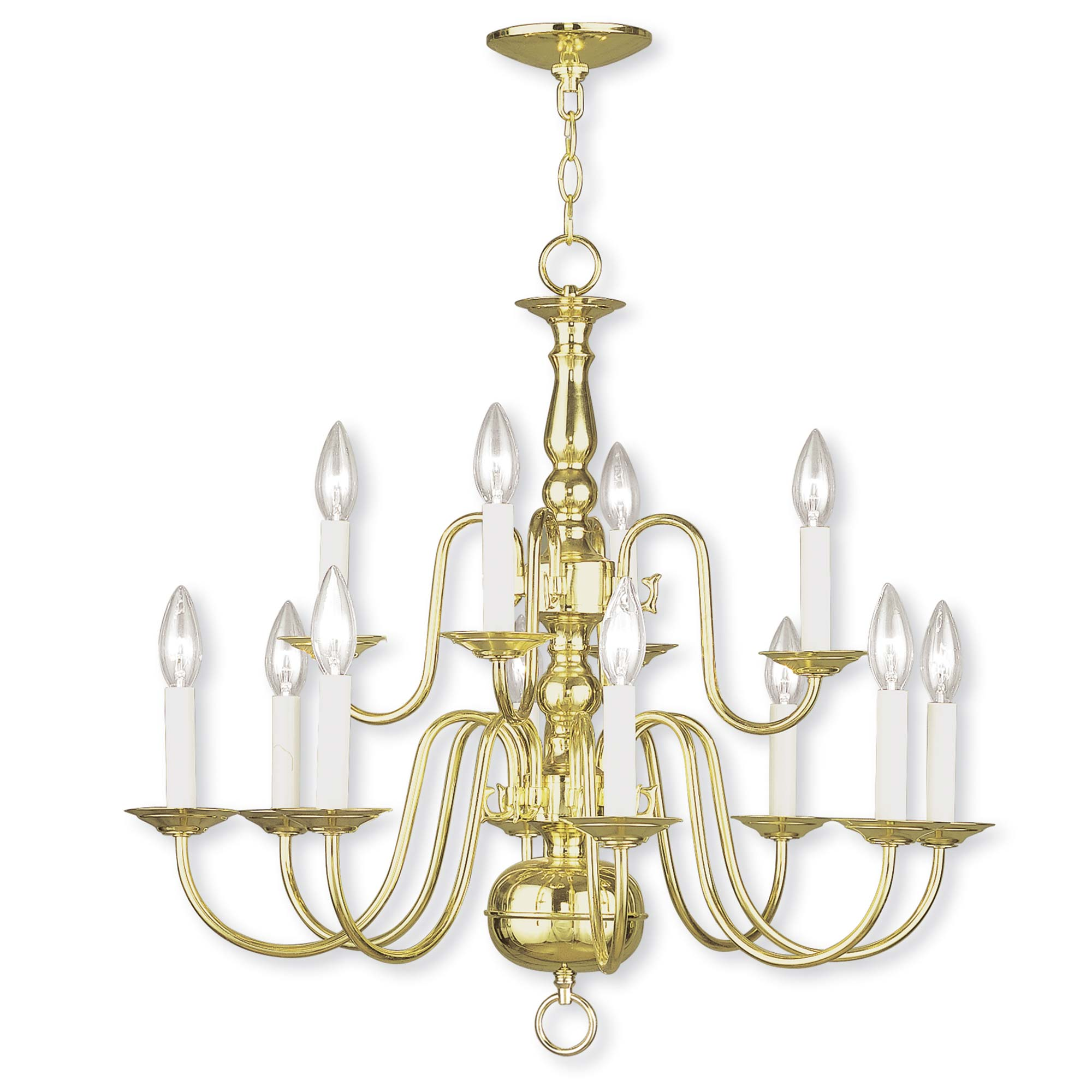 Williamsburg chandelier by livex lighting liv 5012 02 williamsburg chandelier by livex lighting aloadofball Image collections