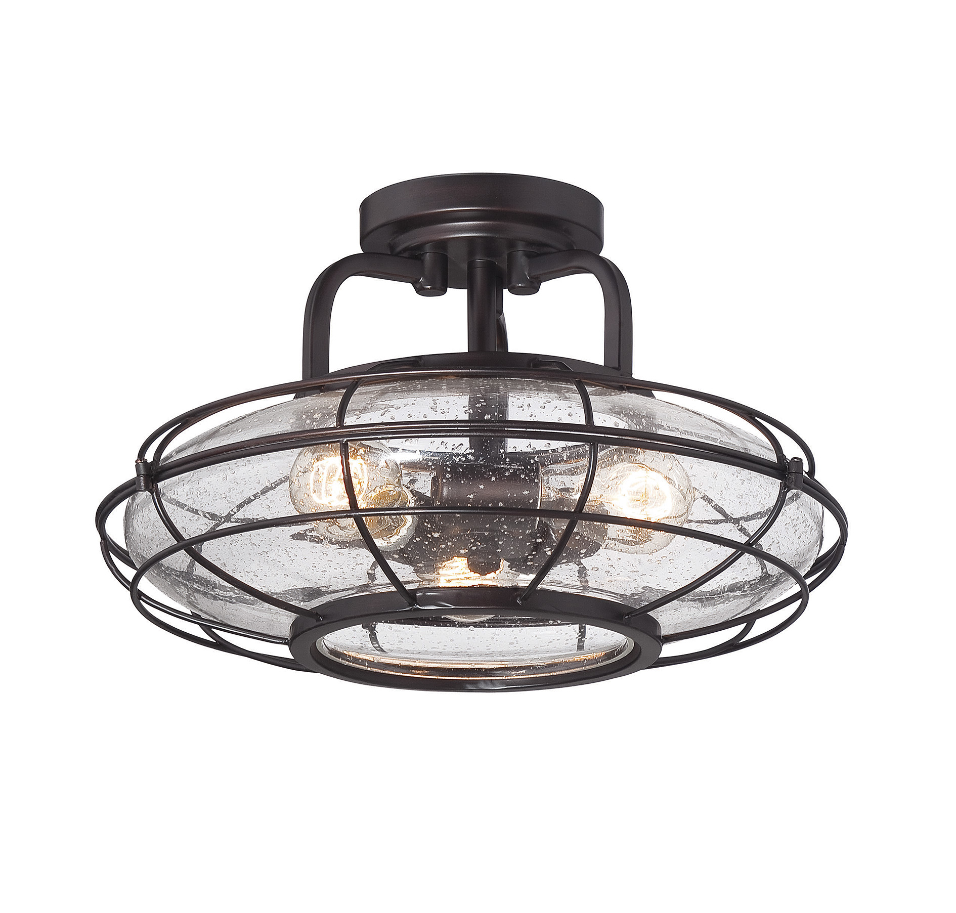 Connell Ceiling Semi Flush Light By Savoy House 6 574 3 13