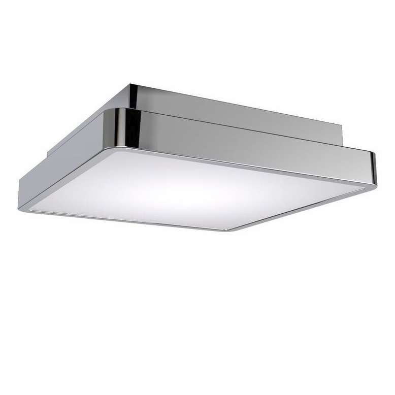 Surface led ceiling flush mount by blackjack lighting sur 12f pc