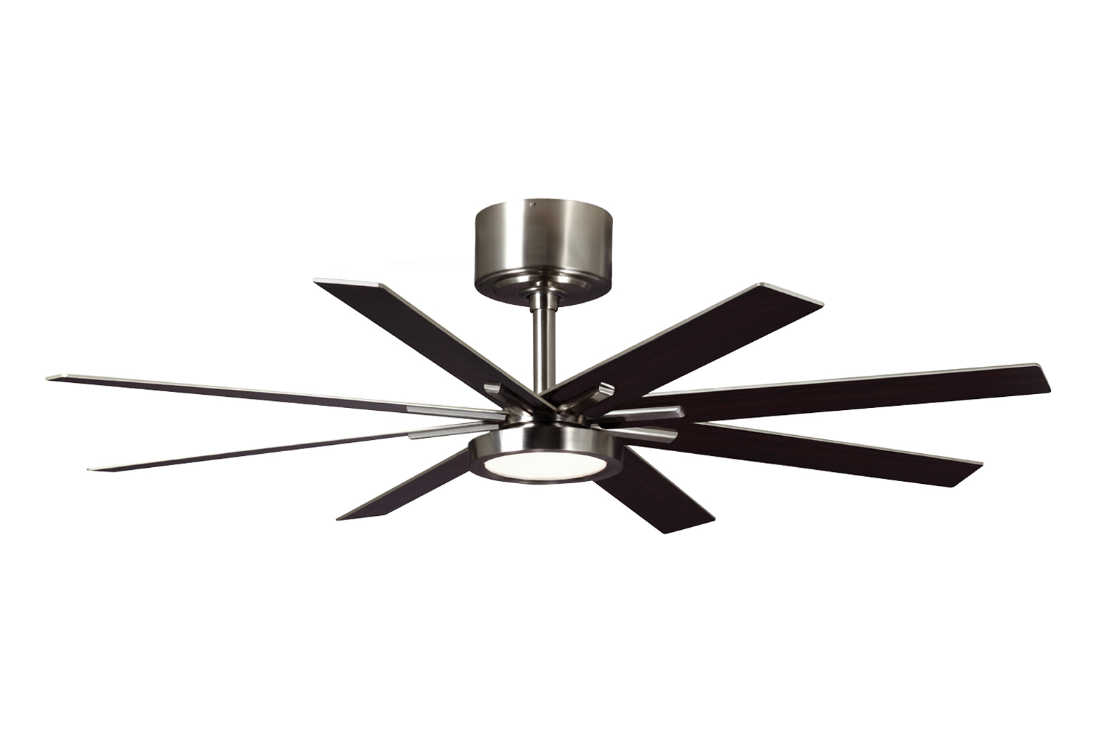 light northport fans home with nickel bay depot brushed indoor ceiling the silver hampton lights kit p in fan