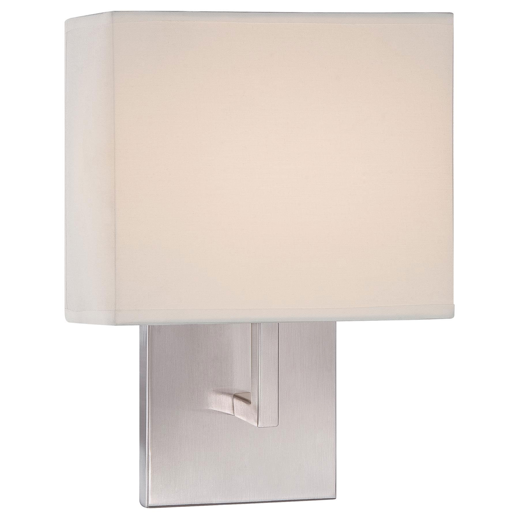 Klaffs Wall Sconces : P470 LED Wall Sconce by George Kovacs P470-084-L