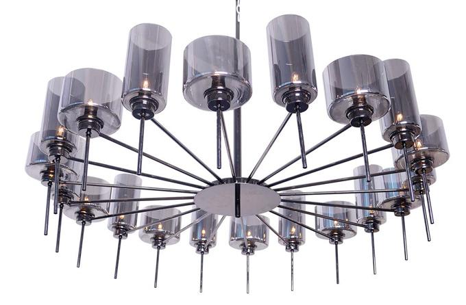alexandria chandelier by nuevo living hgra309